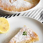 Moist Lemon Coconut Cake