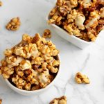 Hot Cross Bun Popcorn